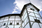Globe Theatre — Stock Photo