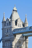 Tower Bridge close up — Stock Photo