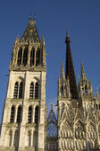 Roen cathedral — Stock Photo