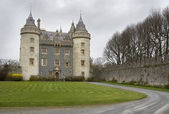 Killyleagh castle — Stock Photo
