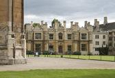 King's College at Cambridge — Stock Photo