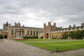 Universidade de cambridge — Fotografia Stock