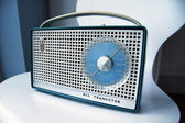 Retro transistor radio — Stock Photo
