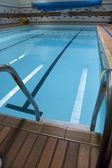 Vstup do bazénu — Stock fotografie