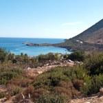 Mediterranean Sea. Crit. Greece. — Stock Photo
