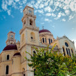 Stock Photo: Greek Cathedral.