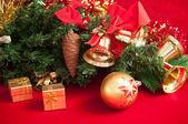 Christmas Bells . — Stock Photo