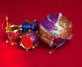 Christmas balls . — Стоковое фото