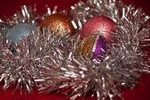 Christmas balls . — Stock Photo