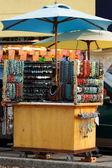 Street Vendor — Stock Photo