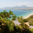 Port Douglas beach on sunny day — Stock Photo