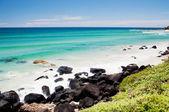 Amazing ocean at the Kingscliff beach — Stock Photo