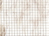 Maths Graph Notebook Page Paper — Stock Photo