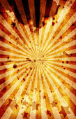 Rough Sunburst Paper — Stock Photo