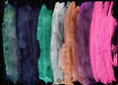 Watercolored Paper — Stock Photo
