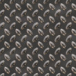 Stock Photo: Brown Sleek Metallic Diamond Plate