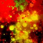 Colored Sparkles Concept — Stock Photo
