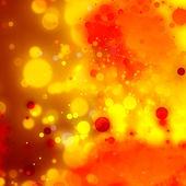 Bright Sparkles Background — Stock Photo