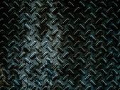Темный грязный Алмазный лист — Стоковое фото