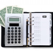 Business organizer — Stock Photo