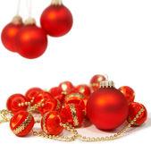 クリスマスの静物画 — ストック写真