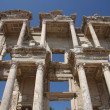 Ancient Roman columns — Stock Photo