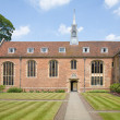 Magdalene college, Cambridge, first quadrant — Stock Photo