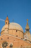 Basilica of Saint Anthony of Padua; Sant'Antonio da Padova; Vene — Stock Photo