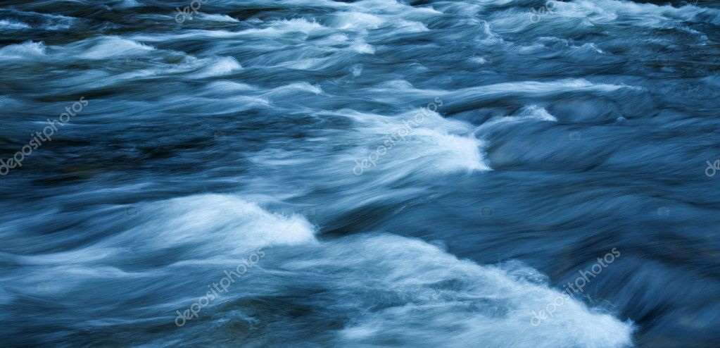How To Photograph Flowing Water | Sharpening
