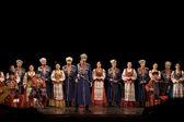 Russian Choir — Stock Photo