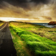 Stock Photo: Coastal Highway