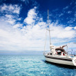Tropical Sailing — Stock Photo #5204309