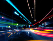 抽象的なストリート — ストック写真