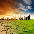 Global Warming Concept - Foto Stock