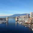 Vancouver Panoramic — Stock Photo #5215951