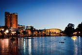 City of Adelaide — Stock Photo