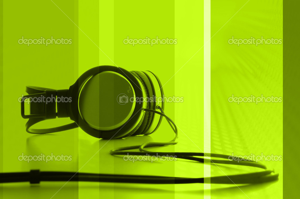 DJ Abstract — Foto Stock #5215901