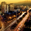 Santiago, Chile - Stock Photo