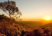 Australian Sunset — Stock Photo