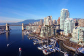 Vancouver Harbour — Stock Photo