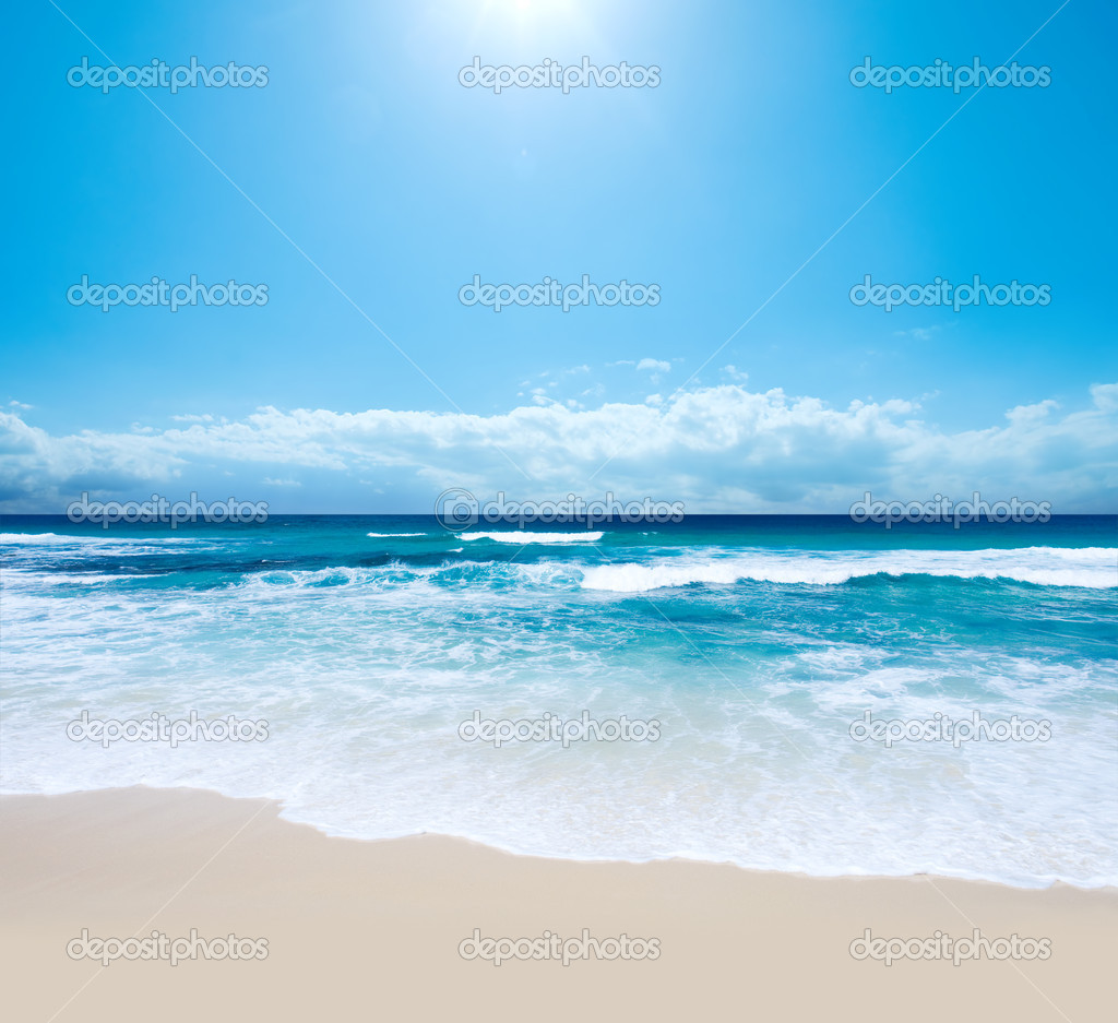 Gorgeous Australian Beach in Southern NSW — Stock Photo #5238791