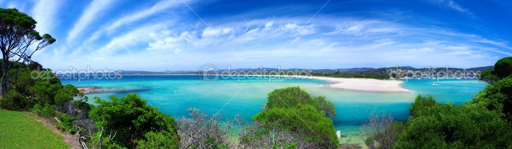 Gorgeous Australian Panoramic  — Stock Photo #5239014