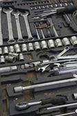 Werkzeugkasten — Stockfoto