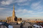 St. Stephan cathedral - Vienna, Austria — Stock Photo