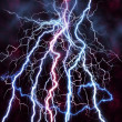 Royalty-Free Stock Photo: BACKGROUND WITH LIGHTNING