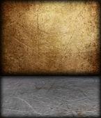Темный гранж интерьер — Стоковое фото