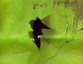 Papír na vlásku — Stock fotografie