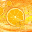 CITRON JUICE — Stock Photo