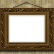 FRAME FOR PICTURE — Stock Photo