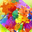 Stock Photo: ABSTRACT WATERCOLOR